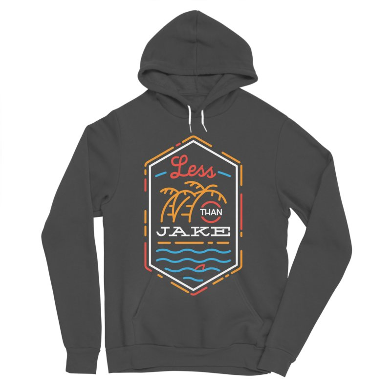 LTJ Neon Summer Women's Sponge Fleece Pullover Hoody by Less Than Jake T-Shirts and more!