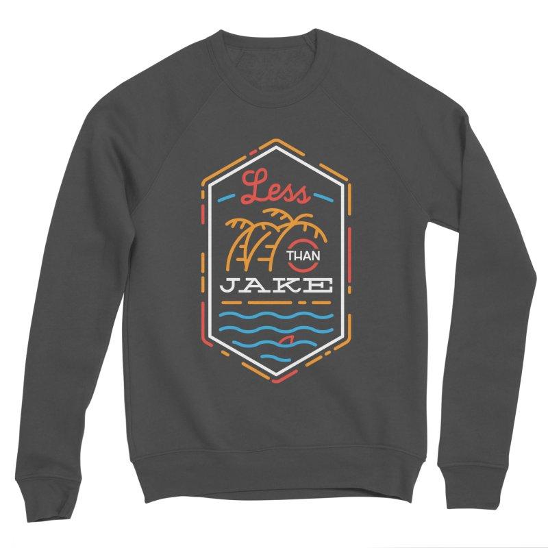 LTJ Neon Summer Men's Sponge Fleece Sweatshirt by Less Than Jake T-Shirts and more!