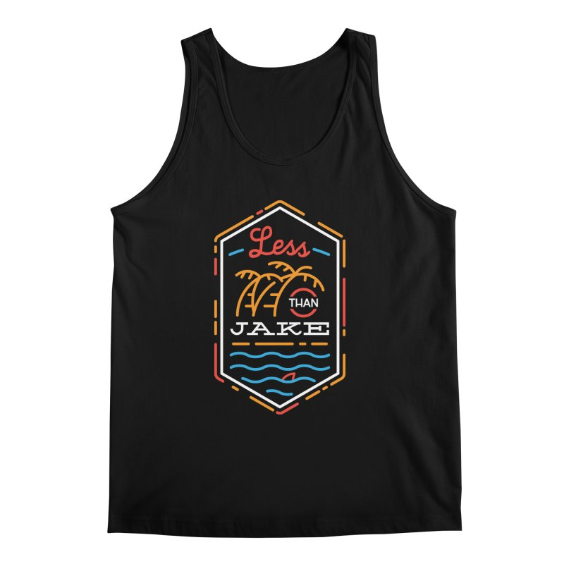 LTJ Neon Summer Men's Regular Tank by Less Than Jake T-Shirts and more!