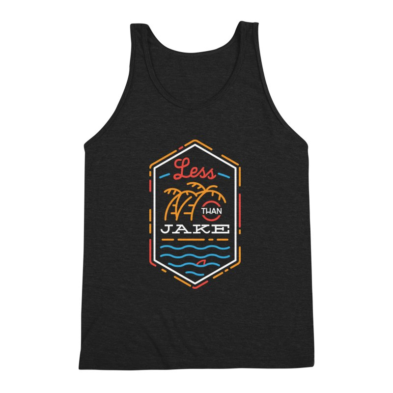 LTJ Neon Summer Men's Triblend Tank by Less Than Jake T-Shirts and more!