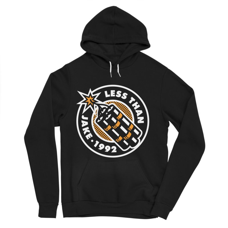 LTJ Bomb Women's Sponge Fleece Pullover Hoody by Less Than Jake T-Shirts and more!
