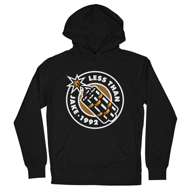 LTJ Bomb Women's French Terry Pullover Hoody by Less Than Jake T-Shirts and more!