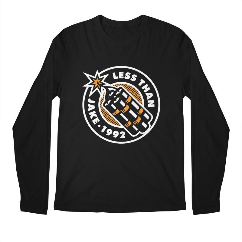 LTJ Bomb Men's Regular Longsleeve T-Shirt by Less Than Jake T-Shirts and more!