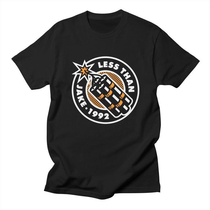 LTJ Bomb Men's Regular T-Shirt by Less Than Jake T-Shirts and more!