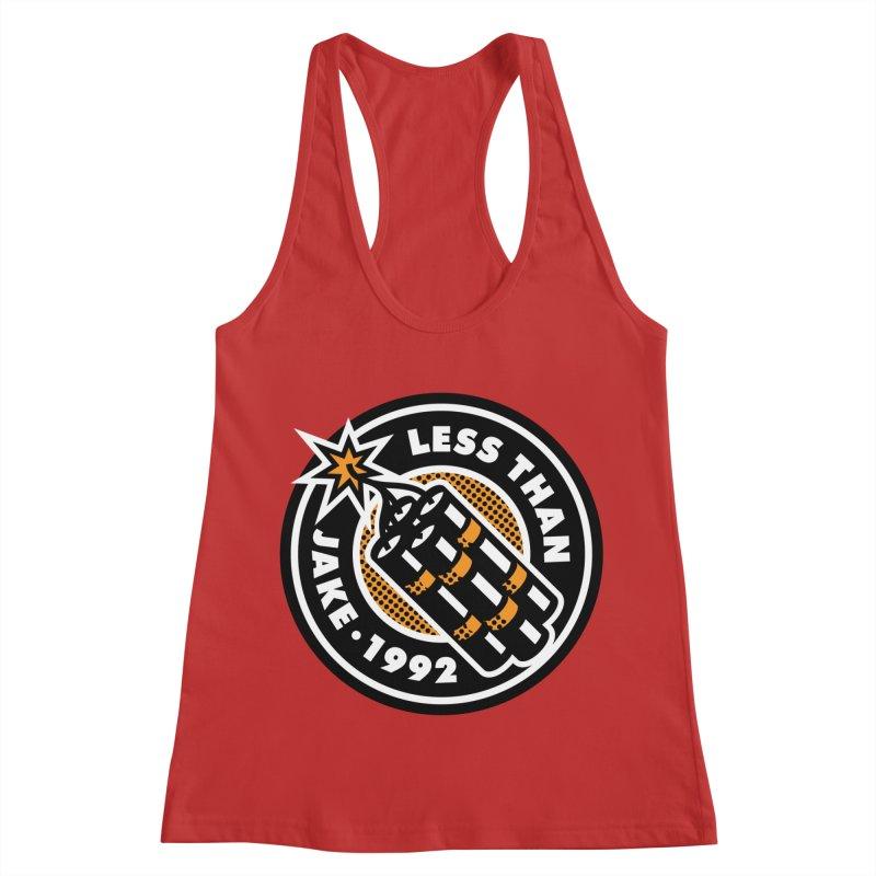 LTJ Bomb Women's Racerback Tank by Less Than Jake T-Shirts and more!