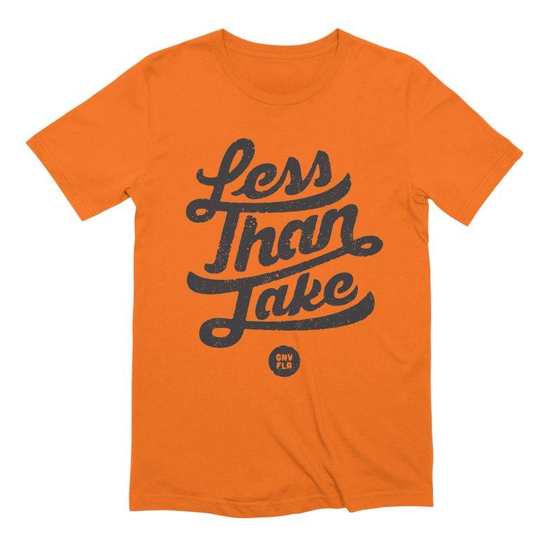 LTJ Script Men's T-Shirt by Less Than Jake T-Shirts and more!