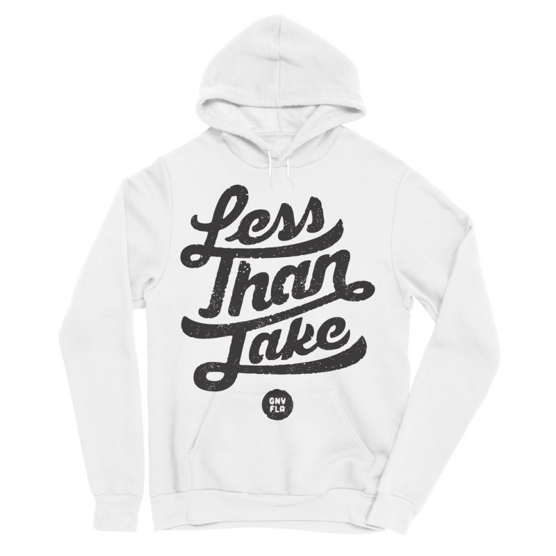 LTJ Script Women's Sponge Fleece Pullover Hoody by Less Than Jake T-Shirts and more!