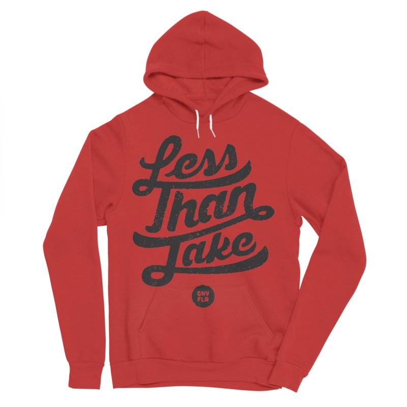 LTJ Script Women's Pullover Hoody by Less Than Jake T-Shirts and more!