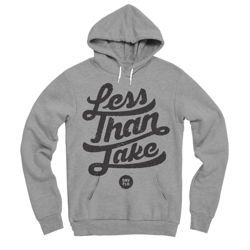 LTJ Script Men's Sponge Fleece Pullover Hoody by Less Than Jake T-Shirts and more!