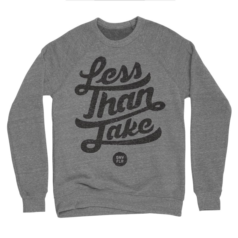 LTJ Script Men's Sponge Fleece Sweatshirt by Less Than Jake T-Shirts and more!