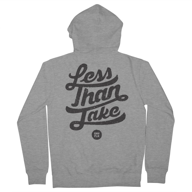 LTJ Script Men's Zip-Up Hoody by Less Than Jake T-Shirts and more!