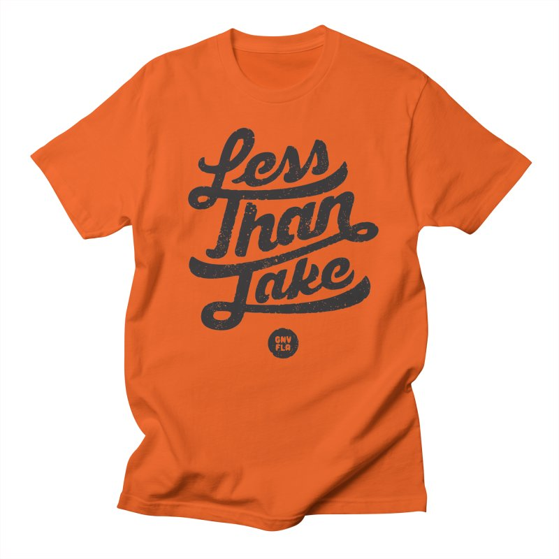 LTJ Script Men's T-Shirt by Less Than Jake T-Shirts and more!