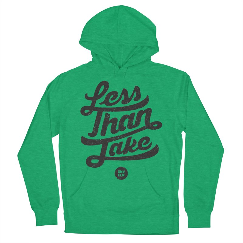 LTJ Script Women's French Terry Pullover Hoody by Less Than Jake T-Shirts and more!