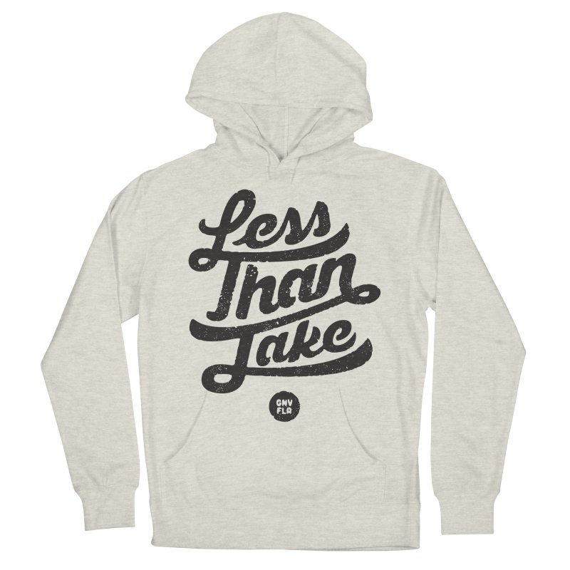 LTJ Script Men's French Terry Pullover Hoody by Less Than Jake T-Shirts and more!