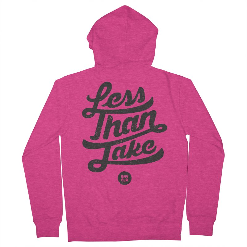 LTJ Script Women's Zip-Up Hoody by Less Than Jake T-Shirts and more!