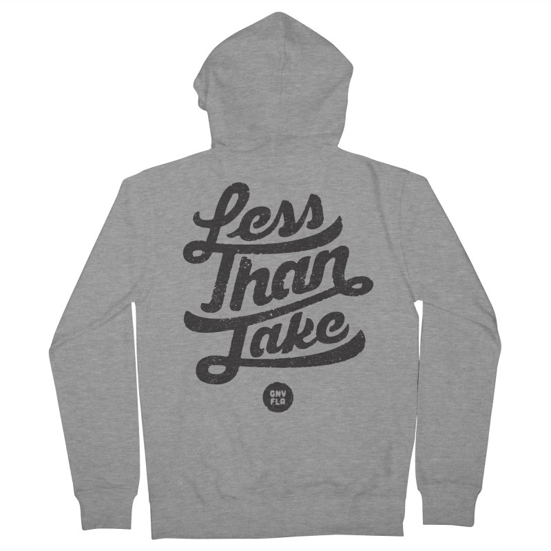 LTJ Script Men's French Terry Zip-Up Hoody by Less Than Jake T-Shirts and more!
