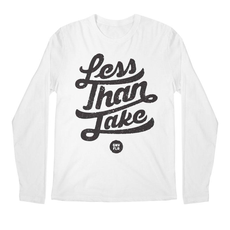 LTJ Script Men's Regular Longsleeve T-Shirt by Less Than Jake T-Shirts and more!