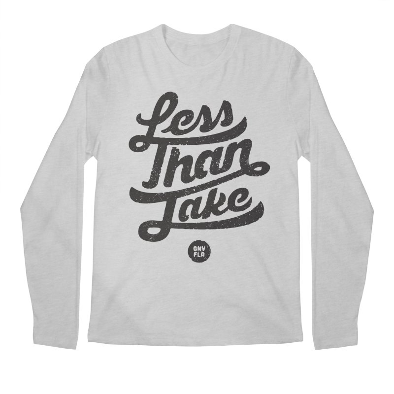 LTJ Script Men's Regular Longsleeve T-Shirt by Less Than Jake T-Shirts and more!
