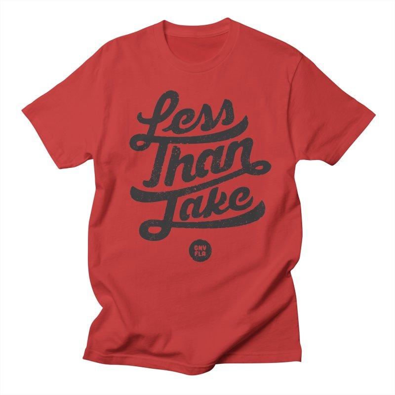 LTJ Script Men's Regular T-Shirt by Less Than Jake T-Shirts and more!