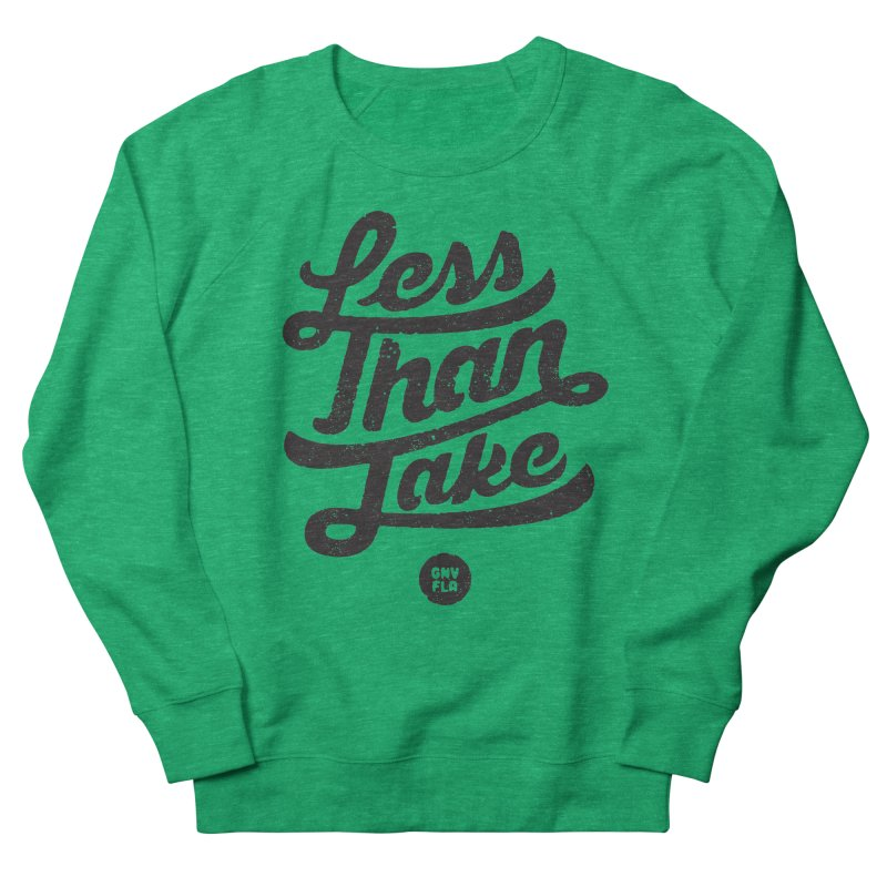 LTJ Script Women's French Terry Sweatshirt by Less Than Jake T-Shirts and more!
