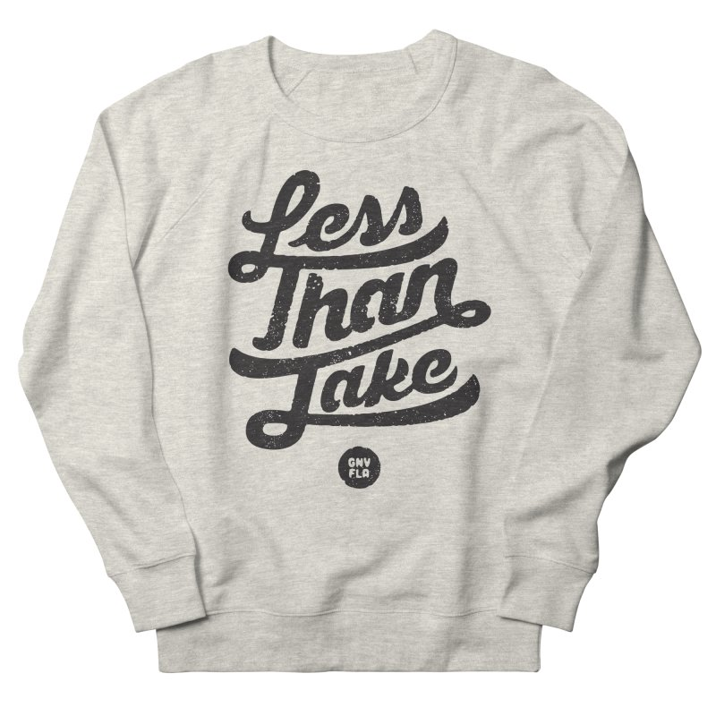 LTJ Script Men's French Terry Sweatshirt by Less Than Jake T-Shirts and more!