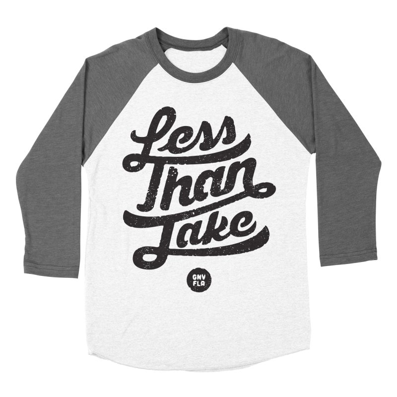 LTJ Script Men's Baseball Triblend Longsleeve T-Shirt by Less Than Jake T-Shirts and more!