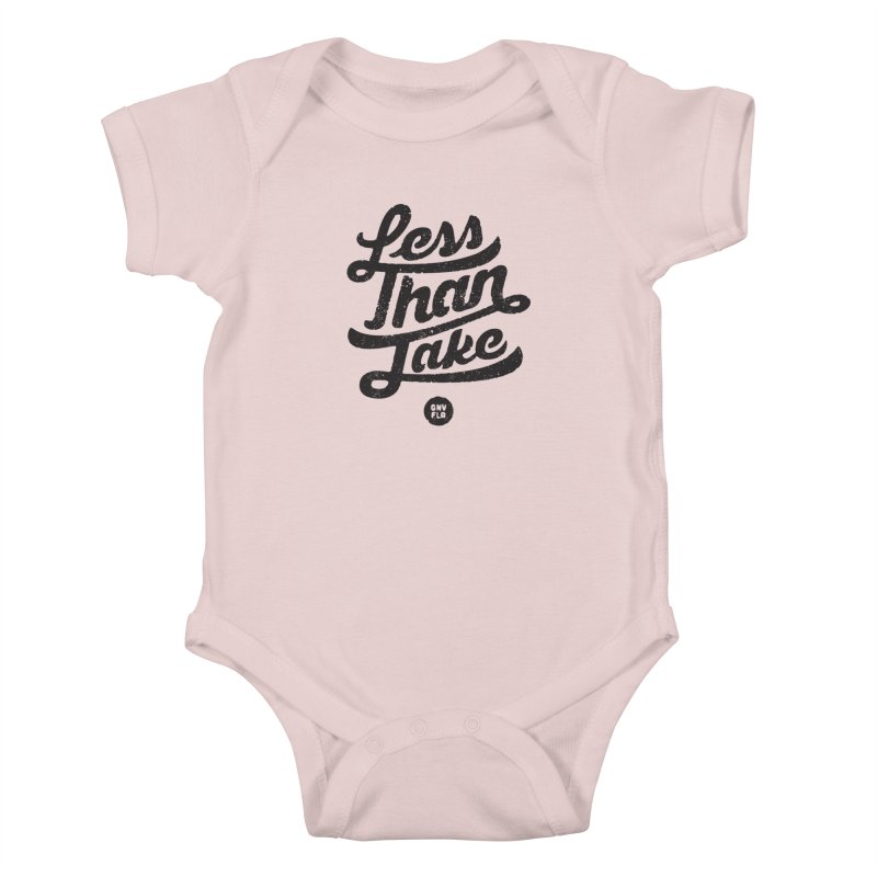 LTJ Script Kids Baby Bodysuit by Less Than Jake T-Shirts and more!