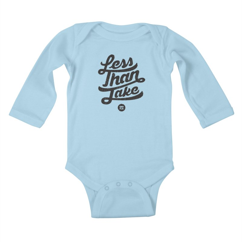 LTJ Script Kids Baby Longsleeve Bodysuit by Less Than Jake T-Shirts and more!
