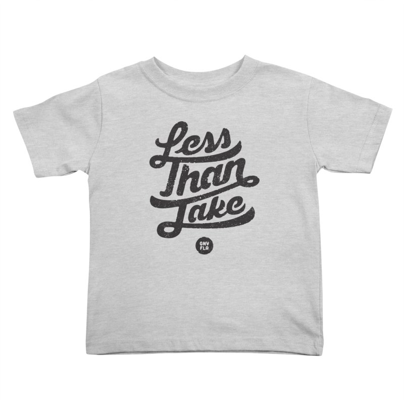 LTJ Script Kids Toddler T-Shirt by Less Than Jake T-Shirts and more!