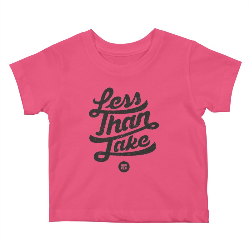 LTJ Script Kids Baby T-Shirt by Less Than Jake T-Shirts and more!