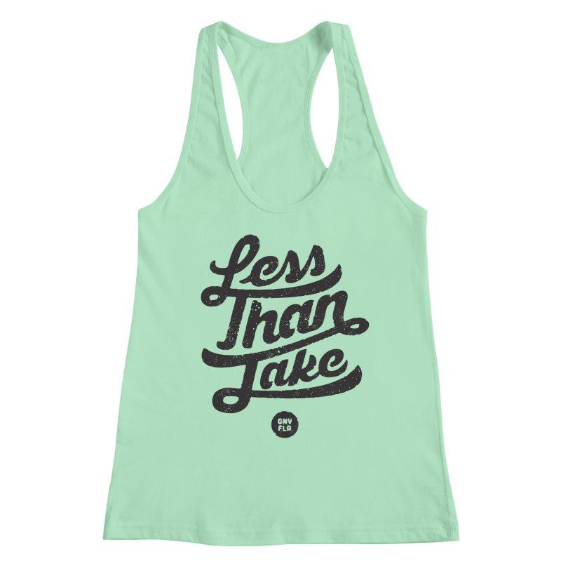 LTJ Script Women's Tank by Less Than Jake T-Shirts and more!