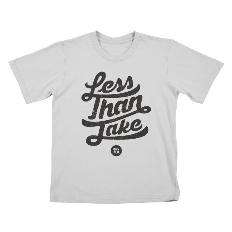 LTJ Script Kids T-Shirt by Less Than Jake T-Shirts and more!