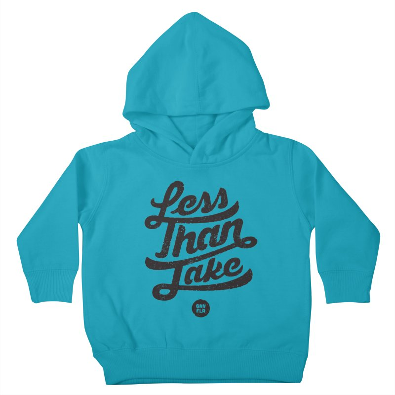 LTJ Script Kids Toddler Pullover Hoody by Less Than Jake T-Shirts and more!
