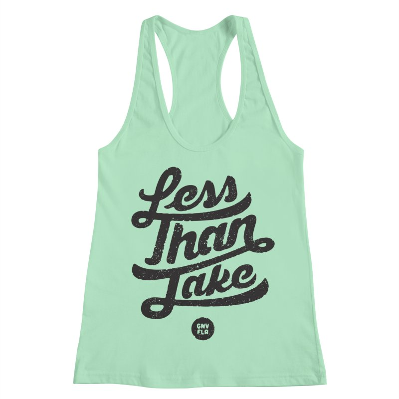 LTJ Script Women's Racerback Tank by Less Than Jake T-Shirts and more!