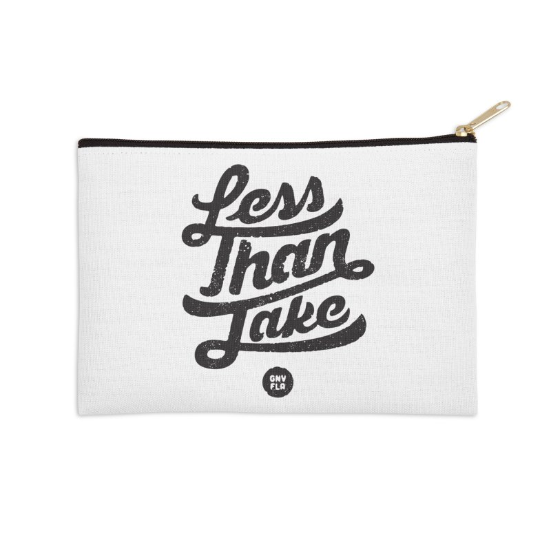 LTJ Script Accessories Zip Pouch by Less Than Jake T-Shirts and more!