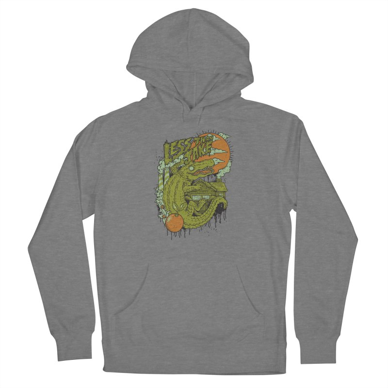 LTJ Gator Gville Women's Pullover Hoody by Less Than Jake T-Shirts and more!