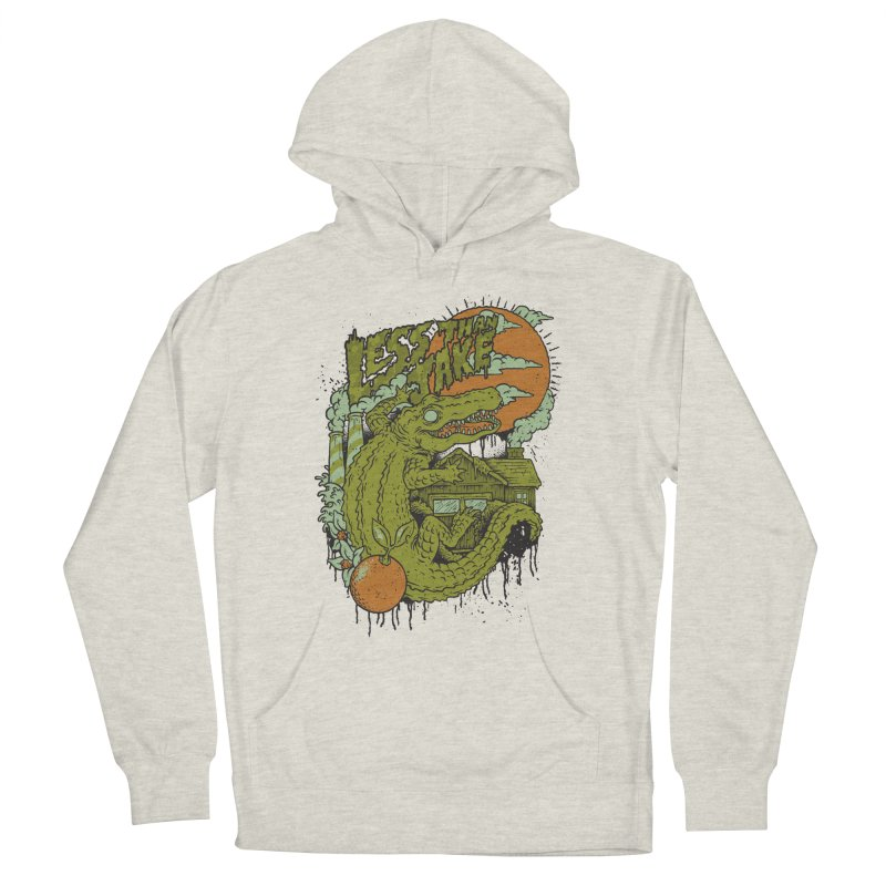 LTJ Gator Gville Men's French Terry Pullover Hoody by Less Than Jake T-Shirts and more!