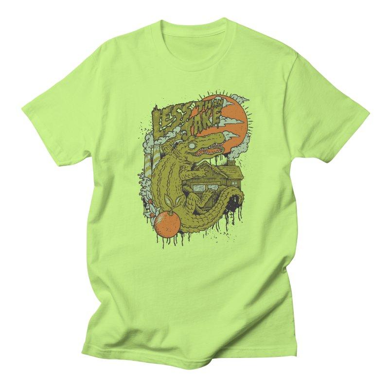 LTJ Gator Gville Men's Regular T-Shirt by Less Than Jake T-Shirts and more!