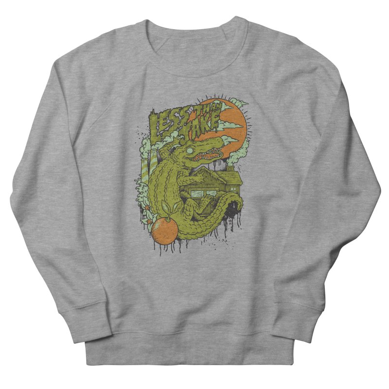 LTJ Gator Gville Women's French Terry Sweatshirt by Less Than Jake T-Shirts and more!