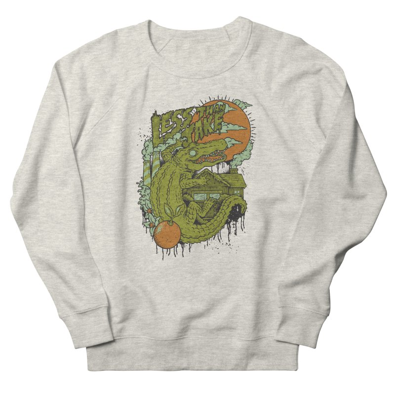 LTJ Gator Gville Men's French Terry Sweatshirt by Less Than Jake T-Shirts and more!