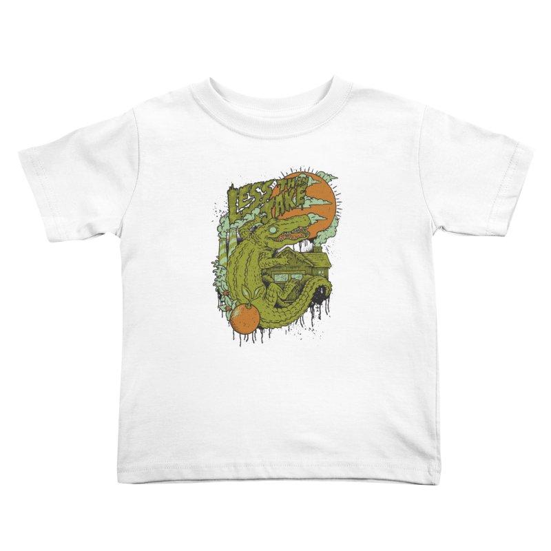 LTJ Gator Gville Kids Toddler T-Shirt by Less Than Jake T-Shirts and more!