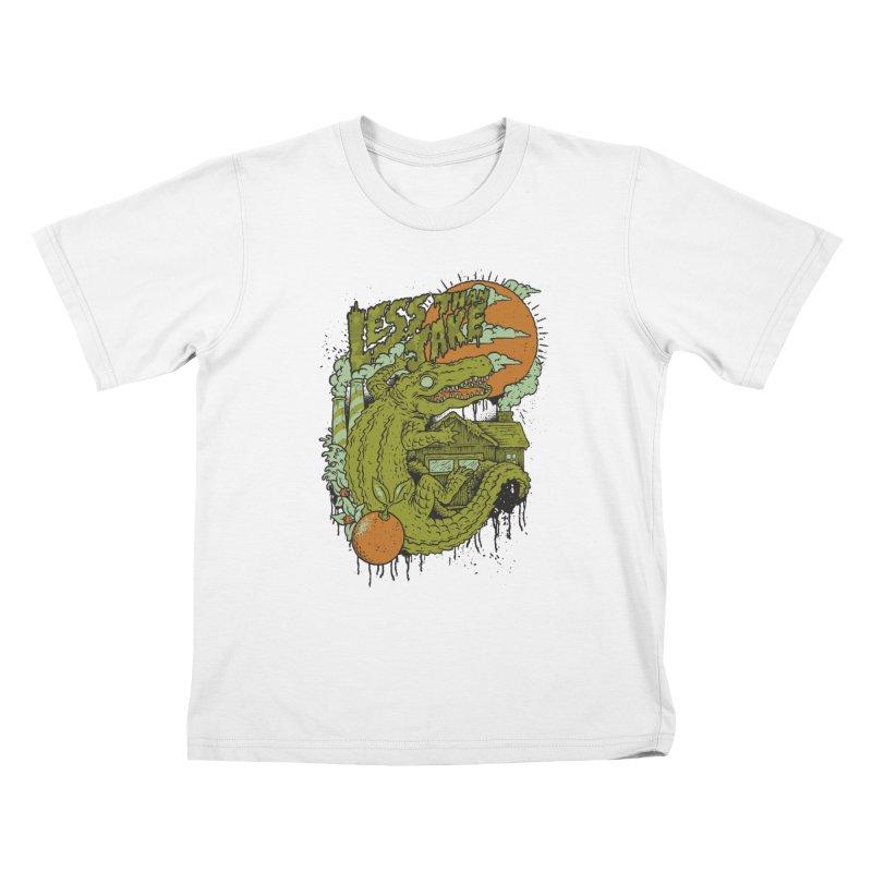 LTJ Gator Gville Kids T-Shirt by Less Than Jake T-Shirts and more!