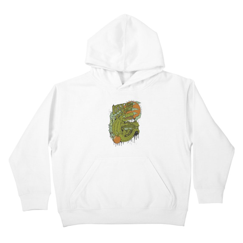 LTJ Gator Gville Kids Pullover Hoody by Less Than Jake T-Shirts and more!