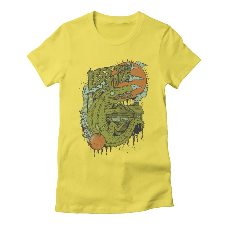LTJ Gator Gville Women's T-Shirt by Less Than Jake T-Shirts and more!