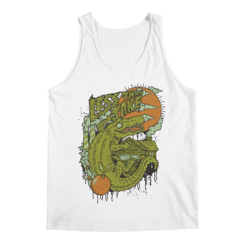LTJ Gator Gville Men's Regular Tank by Less Than Jake T-Shirts and more!