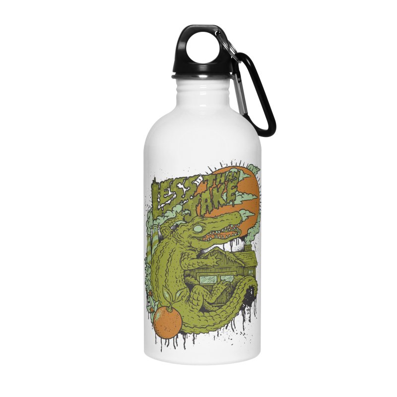 LTJ Gator Gville Accessories Water Bottle by Less Than Jake T-Shirts and more!