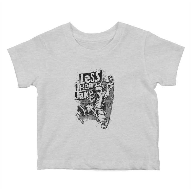 LTJ EvoSid Kids Baby T-Shirt by Less Than Jake T-Shirts and more!