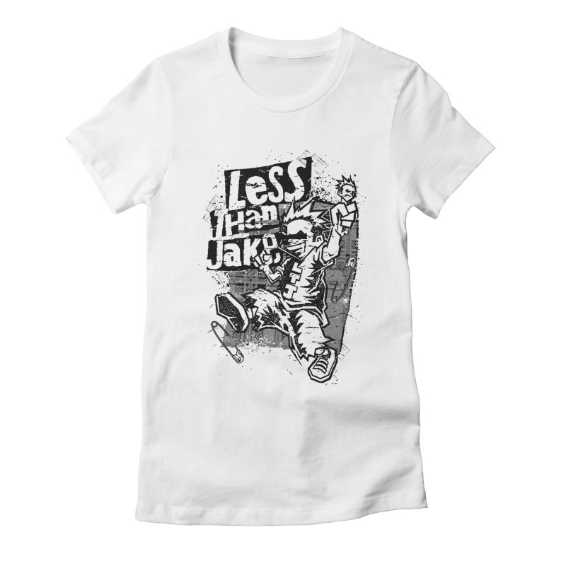LTJ EvoSid Women's T-Shirt by Less Than Jake T-Shirts and more!