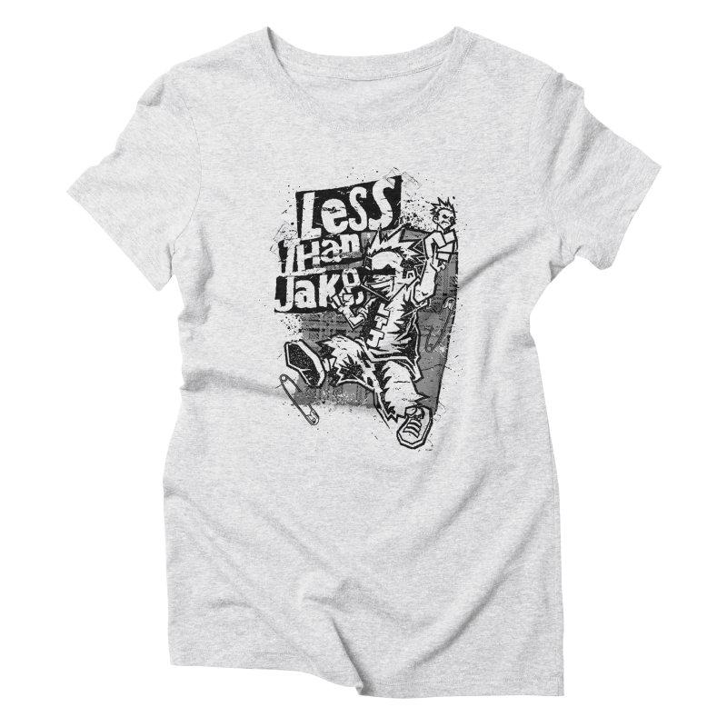 LTJ EvoSid Women's Triblend T-Shirt by Less Than Jake T-Shirts and more!