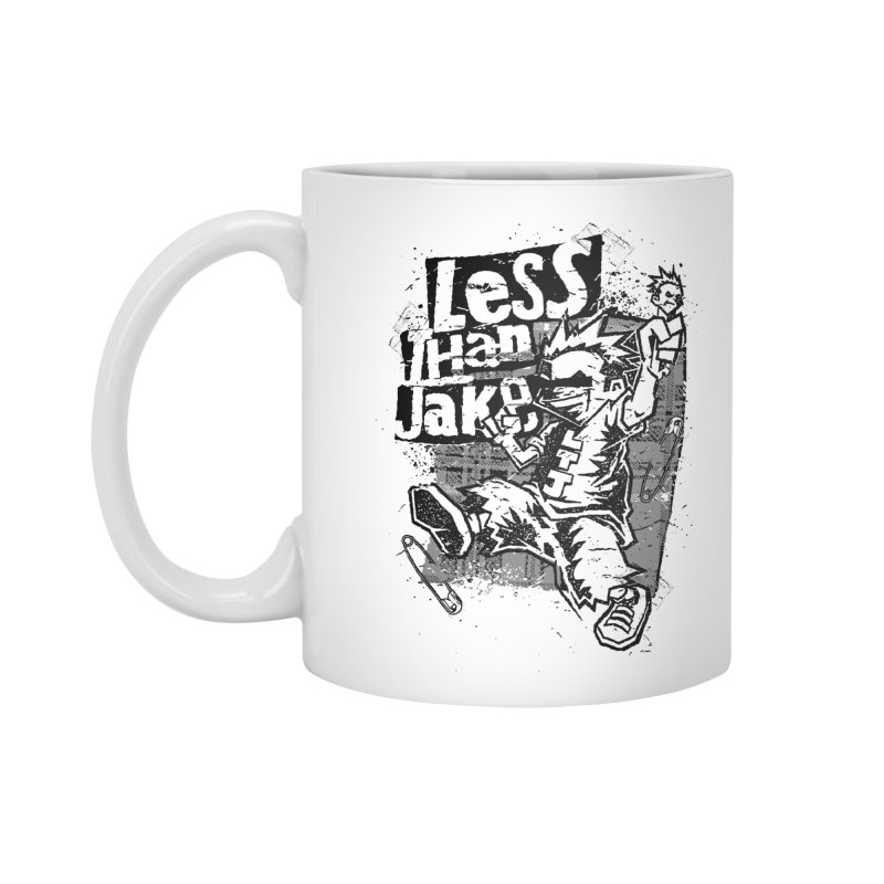 LTJ EvoSid Accessories Standard Mug by Less Than Jake T-Shirts and more!